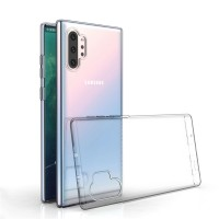 Husa Screen Geeks Tpu Ultra Thin Samsung Galaxy Note 10 Plus [Transparent]