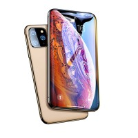 Sticla protectoare Apple iPhone 12 Pro Screen Geeks Full All Glue [Black]