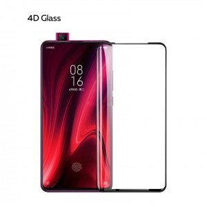 Защитное стекло Xiaomi Mi 9T Screen Geeks 4D [Black]