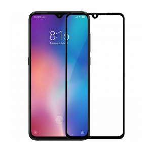Защитное стекло Xiaomi Redmi 8 Screen Geeks 4D [Black]