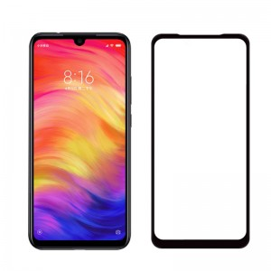 Защитное стекло Xiaomi Redmi Note 8 Screen Geeks 4D [Black]