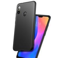 Чехол для Xiaomi Mi A2 Lite  Screen Geeks Solid TPU (Black)