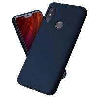 Чехол Screen Geeks Tpu Touch Xiaomi Mi A2 Lite (Blue)