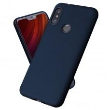 Husa Screen Geeks Tpu Touch Xiaomi Mi A2 Lite (Blue)