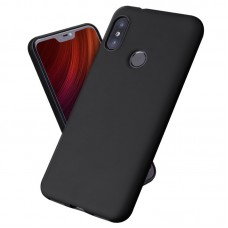 Husa Screen Geeks Tpu Touch Xiaomi Mi A2 Lite (Black)