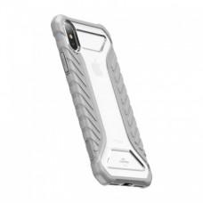 Husa iPhone XS Baseus Michelin (Gray)