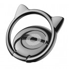 Baseus Cat Ear Ring Bracket (Black)