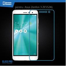 """Sticla protectoare Asus Zenfone 3 ZE552KL """"ScreenGeeks Pro+"""""""