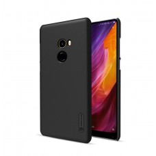 Чехол + Пленка для Xiaomi Mi mix 2 Nillkin Super Frosted Shield Black