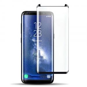 Защитное стекло Samsung Galaxy S8 Screen Geeks Full Cover Glass Pro Black