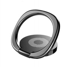 Suport pentru deget universal Baseus Privity Ring Bracket Black