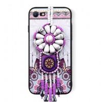 Husa pentru iPhone 7 / 8 Hoco Chinese Dream Protective TPU Purple