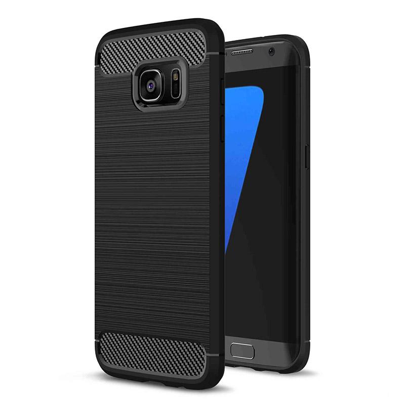 601d2e86e9e Husa Samsung Galaxy S7 Edge Screen Geeks Rugged Armor Black de la ...