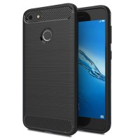 Husa pentru Huawei P9 Lite mini / Y6 Pro (2017) Screen Geeks Rugged Armor Black