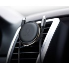 Suport auto Baseus Magnetic Air Vent Holder with Сable Сlip Black