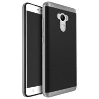 Чехол для Xiaomi Redmi 4 Screen Geeks Slim Armor Black / Gray