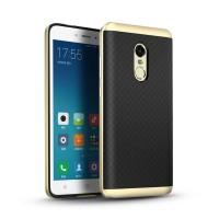 Чехол для Xiaomi Redmi Note 4 Screen Geeks Slim Armor Black / Gold