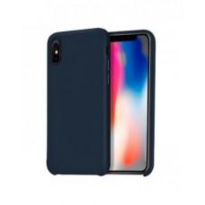 Husa Hoco Pure pentru iPhone X Dark-Blue