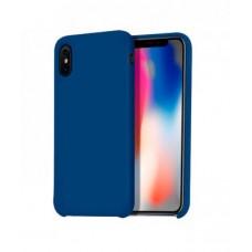 Husa Hoco Pure pentru iPhone X Sea-Blue