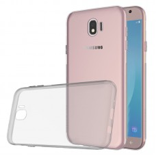 Husa+ Folie Samsung Galaxy J2 (2018) Screen Geeks TPU Black Transparent