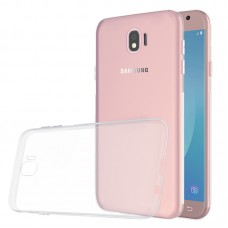 Husa+ Folie Samsung Galaxy J2 (2018) Screen Geeks TPU Transparent