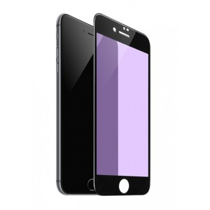 Защитное стекло для iPhone 7 Plus / 8 Plus Hoco Fast attach 3D full-screen HD tempered glass A8 Black