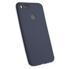 Husa Screen Geeks Tpu Touch Xiaomi Mi 5X/A1 (Blue)