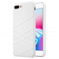 Husa  iPhone 7 Nillkin Flex Liquid Silicone White