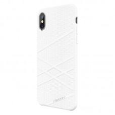Husa  iPhone X Nillkin Flex Liquid Silicone White